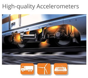Brochure high-quality Accelerometers